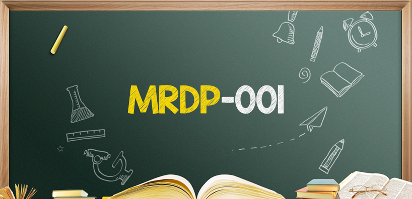 IGNOU MRDP (MRDP-001) Master in Rural Development Final Year Project