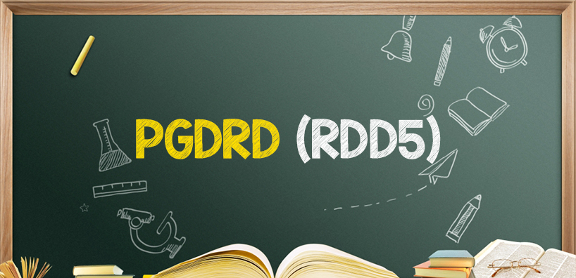 IGNOU Post-Graduate Diploma in Rural Development (PGDRD) (RDD-5) Final Year Project