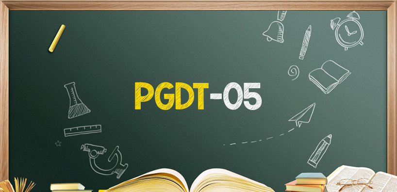 IGNOU Post Graduate Diploma in Translation (PGDT-05)